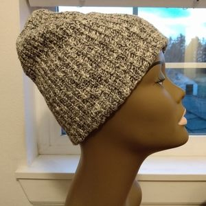 American Apparel Marled Fisherman Beanie Hat